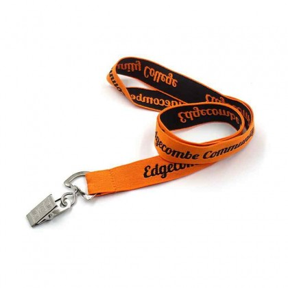 Embroidery Polyester Lanyard
