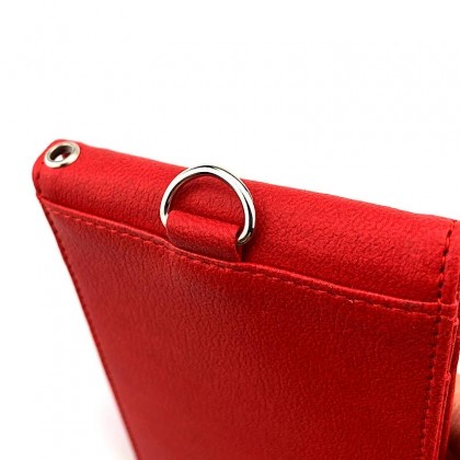 Compact ID Landyard Pouch