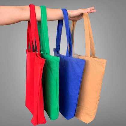 A4 Canvas Carry Bag