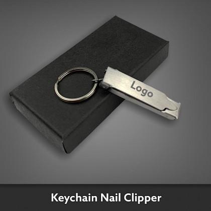 Nail Clipper Keychain